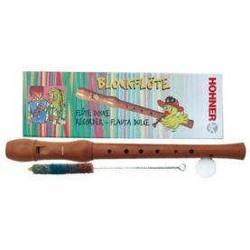 Flauta Hohner 9504 Digitación Barroca