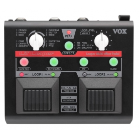 Multiefecto Vox Lil Looper Vll-1.