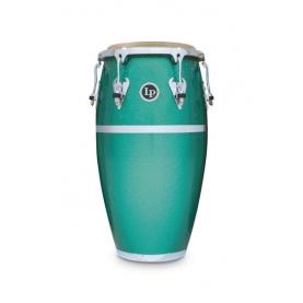 "Conga LP Matador 11 3/4"" Fibra Vidrio Green Glitter"