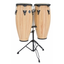 "Set Congas LP City Series 11"" & 12"" Natural"
