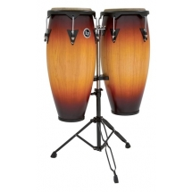 "Set Congas LP City Series 11"" & 12"" Vintage Sunburst"