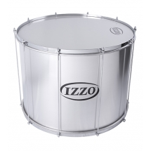 "Surdo Izzo Aluminio 20""x45cm"
