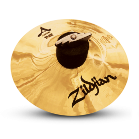 "Plato Zildjian A Custom Splash 6"""