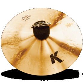 """Plato Zildjian K Custom Dark Splash 08"""""""