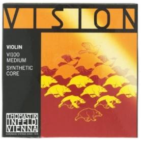 Juego Cuerdas Violin Thomastik Vision VI100
