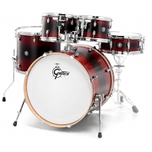 Bateria Gretsch Catalina Ash red burst