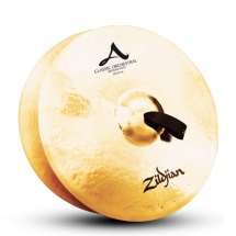 Zildjian Classic Orchestral Medium Light 20""