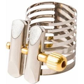 Abrazadera Saxofon Soprano Rovner Platinum P1RVS