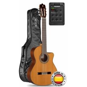 Guitarra Cutaway Alhambra 3C estrecha