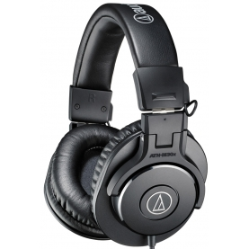 Auriculares Audio-Technica profesionales de estudio ATH-M30x
