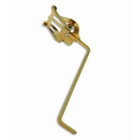 Atril Marcha Saxofon Tenor Obrac 1205L Dorado