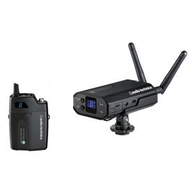 Sistema de microfonía inalámbrica Audio-Technica para cámaras ATW-1701