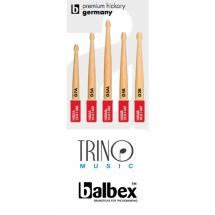 Baquetas Balbex Premium Hickory Germany
