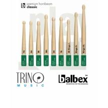 Baquetas Balbex Premium Hornbeam Classic