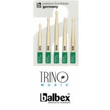 Baquetas Balbex Premium Hornbeam Germany