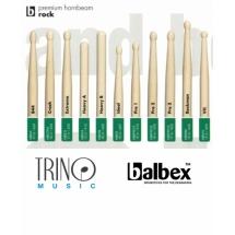 Baquetas Balbex Premium Hornbeam Rock