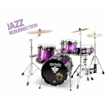 Bateria Santafe Jazz Resurrection SN0010
