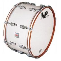Bombo NP Banda Forrado Crome 45x30