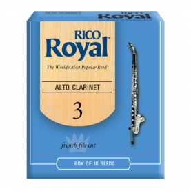 Cañas Clarinete Alto D'addario Royal