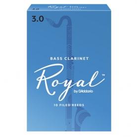 Cañas Clarinete Bajo D'addario Royal