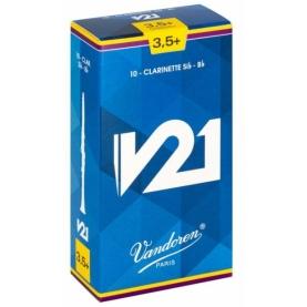 Cañas Vandoren Clarinete V21 3