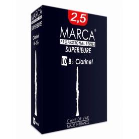Cañas Marca Superieure Clarinete 2,5