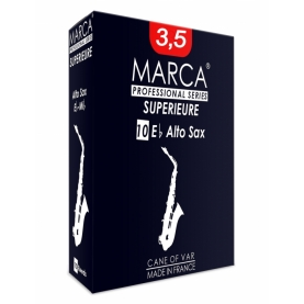 Cañas Marca Superieure Saxofon Alto 3,5