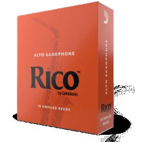 Cañas Saxofon Alto D'addario Rico 1,5