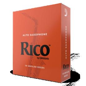 Cañas Saxofon Alto D'addario Rico 2