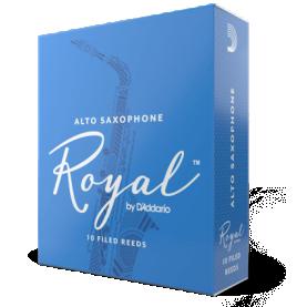 Cañas Saxofon Alto D'addario Royal 2