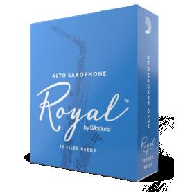 Cañas Saxofon Alto D'addario Royal 2,5
