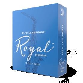 Cañas Saxofon Alto D'addario Royal 3