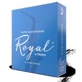 Cañas Saxofon Alto D'addario Royal 4