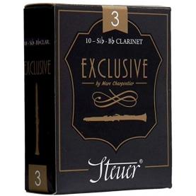 Cañas Clarinete Steuer Exclusive 2,5