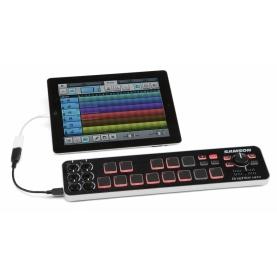 Superficie de Control Samson USB/MIDI GRAPHITE MD13