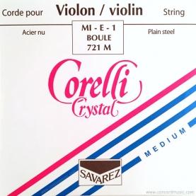 Cuerda Violin Corelli Crystal 721