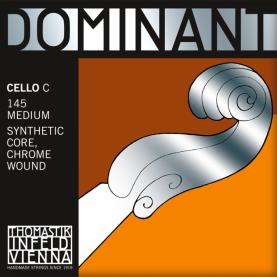 Cuerda Do Cello Thomastik Dominant 145
