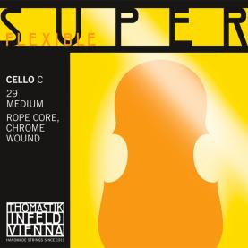 Cuerda Do Cello Thomastik Superflexible