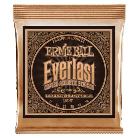 Cuerdas Ernie Ball Everlast Phosphor Bronze Light