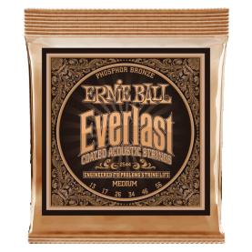 Cuerdas Ernie Ball Everlast Phosphor Bronze Medium