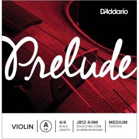 Cuerda La Violin D'addario Prelude J812