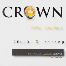 Cuerda Re Larsen Crown