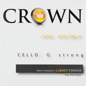 Cuerda Sol Larsen Crown
