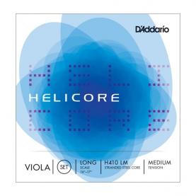 Juego Cuerdas Viola D'addario Helicore H410