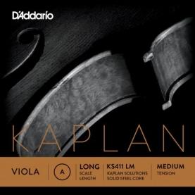 Cuerda La Viola D'addario Kaplan AMO KA411