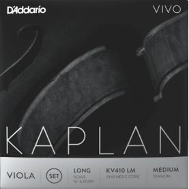 Cuerda La Viola D'addario Kaplan Vivo KV411
