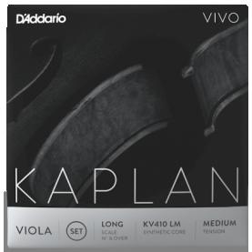 Cuerda Sol Viola D'addario Kaplan Vivo KV413