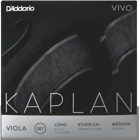 Cuerda Do Viola D'addario Kaplan Vivo KV414