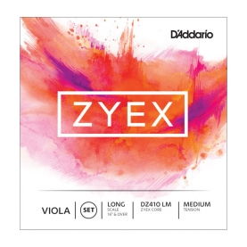 Cuerda Viola D'addario Zyex DZ413