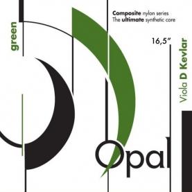 Cuerda Re Viola For-Tune Opal Green